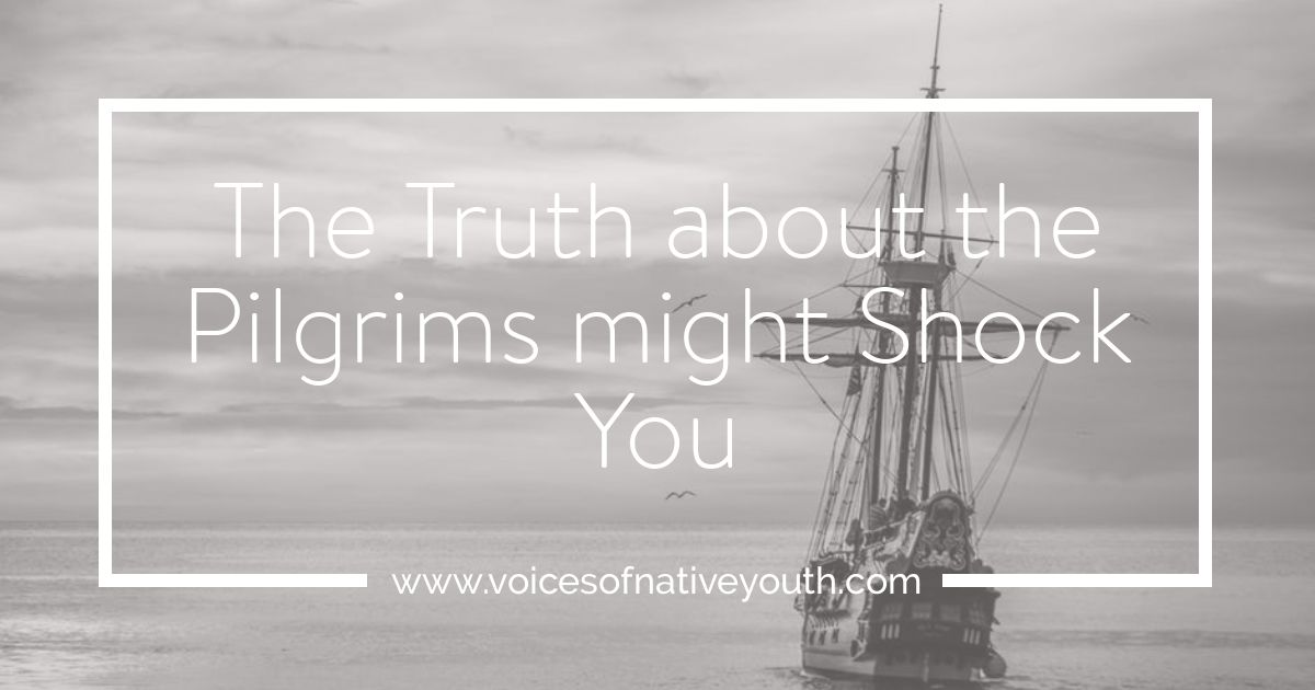 If you've ever taken the time to read William Bradford's account of the Pilgrim story, you might be shocked. It's not at all the Thanksgiving tale we know. #ownvoices #ushistory #myth #thanksgiving
